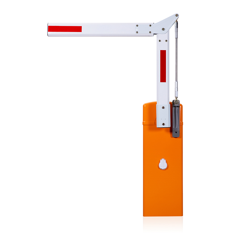 Automatic vehicle barrier servo motor folding arm parking barrier gate